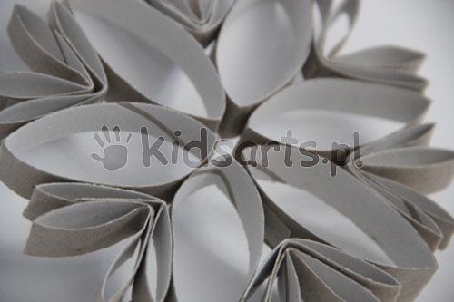 swiateczne prace plastyczne z papieru
