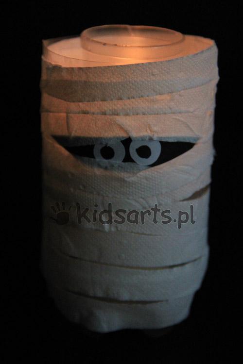 ozdoby halloween dla dzieci